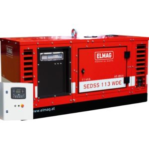 Diesel-Stromerzeuger
